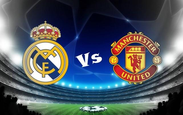 Real Madrid – Manchester United maçı canlı izle