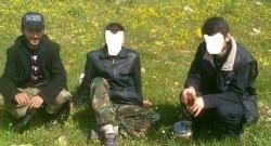 Savaşa giden liseliyi El-Kaide'nin elinden polis kurtardı