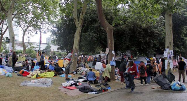 Talepler Arınç'a iletildi! İşte Taksim Dayanışma Platformu'nun  talepleri