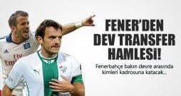 Fenerbahçe'den dev transfer hamlesi!