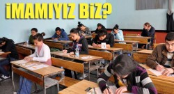 Sınava giren öğrenciler isyan etti!