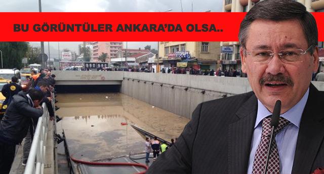 Gökçek'ten İzmir eleştirisi!