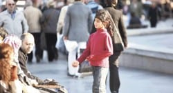 İstanbul'a Suriyeli dilenci istilası!