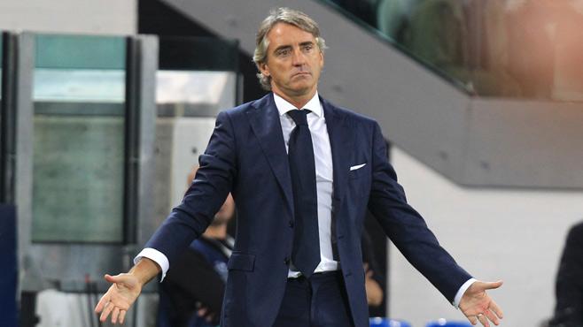 Mancini: Bazen inanılmaz hatalar yapıyoruz!