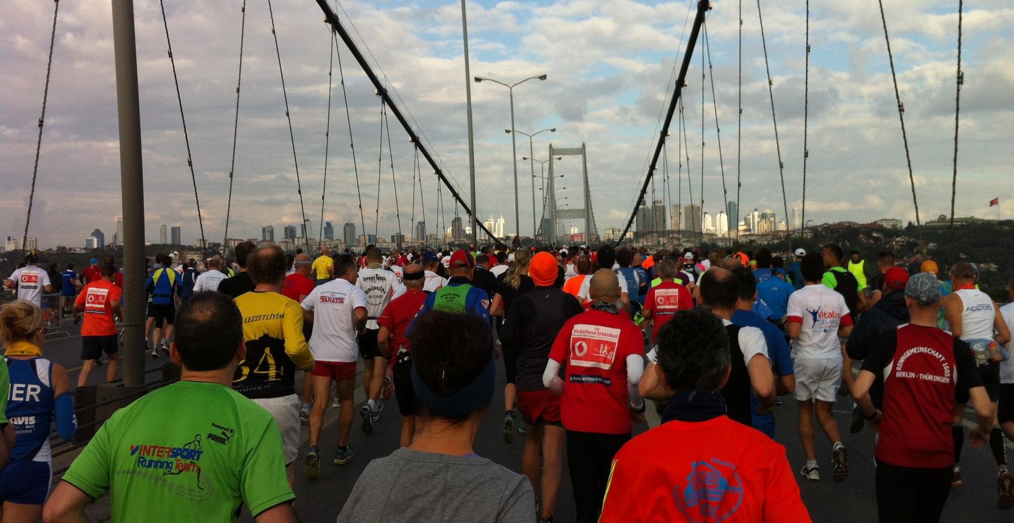 Avrasya Maratonunun galipleri belli oldu!