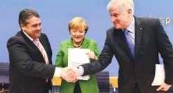 Merkel geri adam attı! 13 yıllık kabus sona erdi