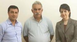 Öcalan'ın yeni fotoğrafları paylaşıldı!