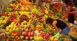 Soğuk hava meyve sebze fiyatlarını vurdu!