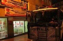 MHP'nin seçim bürosuna silahlı saldırı!