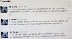 Savcı Öz hakkında, THY Twitter'dan açıklama yaptı!