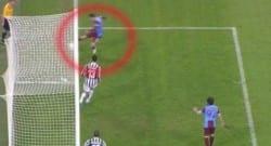 Trabzonspor'un verilmeyen golü çıldırttı!