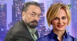 Aylin Kotil, Adnan Oktar'ı yalanladı!