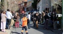 Maltepe'de polise bıçaklı saldırı: 1 polis öldü!