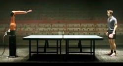 Masa tenisinin en hızlısı!