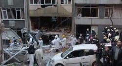 Taksim'de büyük patlama!