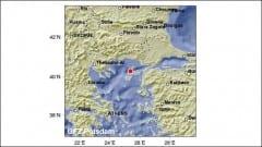 Ege Denizi'nde 6.5 büyüklüğünde deprem!