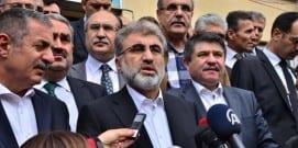 Enerji ve Tabii Kaynaklar Bakanı Taner Yıldız, '274 kaybımız var'