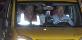 Soma'da kahreden taksici tesadüfü!
