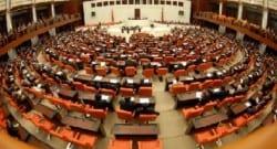 AK Parti grup toplantısında Cumhurbaşkanlığı adayı imzası toplandı!