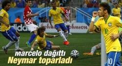 Brezilya-Hırvatistan maçına Japon hakem damga vurdu!