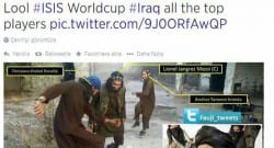 IŞİD'ten kan donduran tweet!