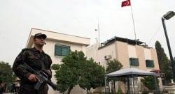 Musul'da Türk Başkonsolosluğu işgal edildi!