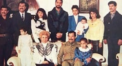 Saddam'ın kızının Musul'a gideği iddia edildi!