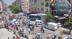 Belediye otobüsü yayaları ezdi! 2 ölü 5 yaralı