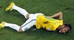Neymar Dünya Kupası'nı kapattı!