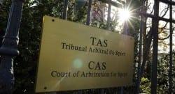 Eskişehirspor ve Sivasspor'un cezasını CAS onadı!