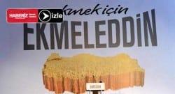 Ekmeleddin İhsanoğlu'nun sloganı sosyal medyayı salladı!