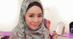Playboy kızı olan Felixia Yeap Müslüman oldu!