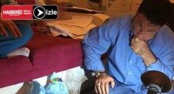 Kaçak gelen Iraklı sahte hocanın muska pazarlığı!