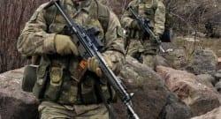 PKK'lıları Mehmetçik kurtardı!