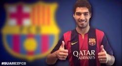 Suarez İspanyol devi Barcelona'da!