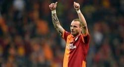 Sneijder'in menajeri açıkladı! 3 yıl daha istiyor…