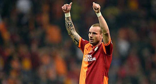 Japonya basınından Sneijder'e üst düzey ilgi!