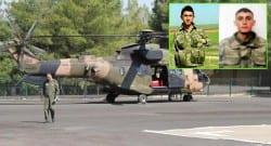 PKK/PYD ile çatışmada 2 er şehit oldu!