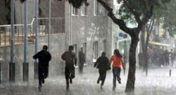 Meteorolojiden şiddetli sağanak yağış uyarısı!