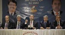 Anavatan Partisi Recep Tayyip Erdoğan'ı destekleyecek!