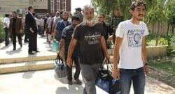 32 Türk şoförümüz serbest bırakıldı!