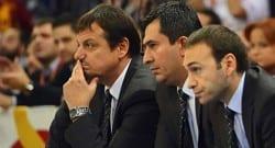 Ergin Ataman'dan transfer ve sponsor açıklaması!