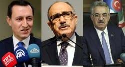Erdoğan'ın kabinesinden 3 isim dışarıda kaldı!