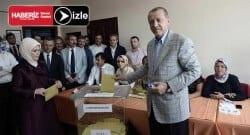 Başbakan Erdoğan, 'Milletimiz ilk kez aracısız olarak kendi cumhurbaşkanını seçiyor'