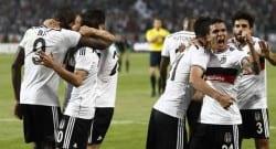 Beşiktaş-Arsenal maçının muhtemel 11'leri