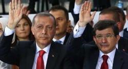 Erdoğan, 'Davutoğlu emenatçi değildir'