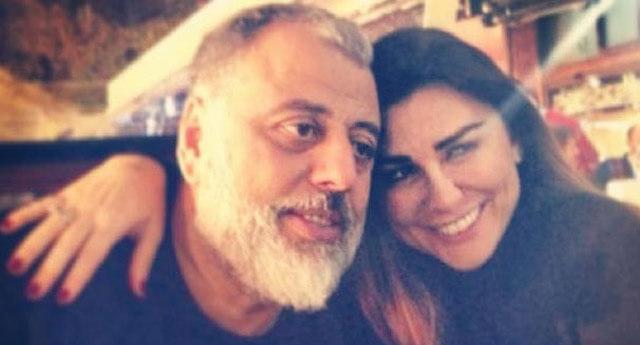 Hamdi Alkan eşini dövdü iddiası!