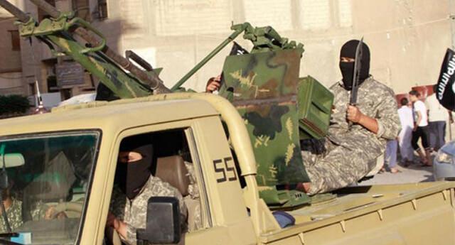IŞİD'e 6 binden fazla katılım olduğu iddia edildi!