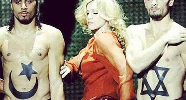 Madonna sosyal medyayı karıştırdı!