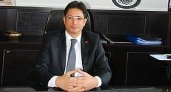 AK Parti'ye milletvekili olabilmek için görevinden istifa etti!